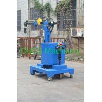 movable telescopic boom electric crane with luffing and slewing system Industry Crane Manufactures