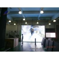 Large P8 Rental HD LED Display Screen SMD3535 For Stage Background Manufactures