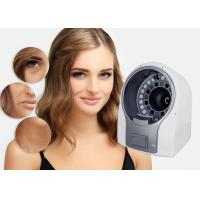 Comfortable 3D Facial Skin Analyzer Machine With 20M High Resolution Camera Manufactures