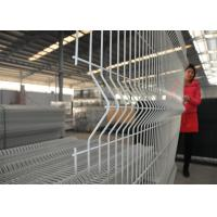 PVC Coated Garden Wire Mesh Fence for Sale 1500mm width x 2430mm height Manufactures