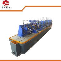 Buy cheap High Capacity Purlin Roll Forming Machine For Round Tube , Tube Forming Machine from wholesalers