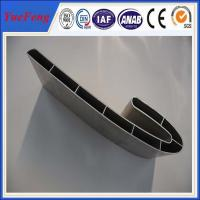 industrial aluminium extrusion profiles, CNC cutting aluminium parts for extrusion Manufactures