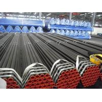 ERW HFI , EFW Carbon Steel Welded Pipes A53 / API 5L GR.A, Gr. B, DIN 2458, EN10217 Manufactures