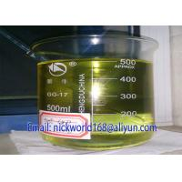 Anabolic Steroids Bodybuilding , Trenbolone Acetate Injection For Muscle Growth Manufactures