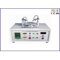 Microcomputer Control FZ/T 01042 Textile Fabrics Induction Type Electrostatic Tester Manufactures