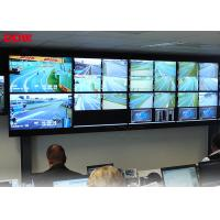 """46"""" 4K video wall 3x3 control room video wall for surveillance Center DDW-LW460HN11 Manufactures"""