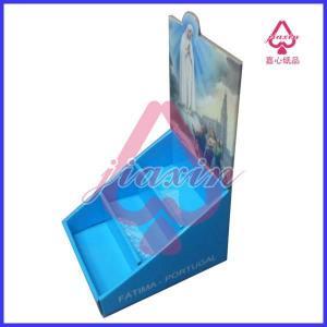 Retail Paper Counter Display