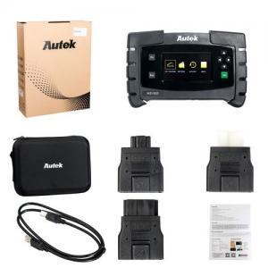 Quality No Token Limitation Car Key Programmer Original Autek IKey820 OBD2 CE Approval for sale