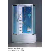 Safety Complete Shower Cabins Left / Right ABS Complete Shower Room With Tray Manufactures