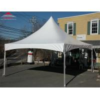 Lightweight UV Retardant Outside Pagoda Tent 6x6 For Party , Event Manufactures
