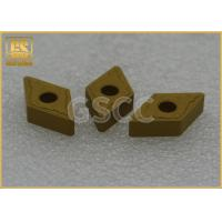 High Precision Square Carbide Inserts / Small Carbide Insert Milling Cutters Manufactures