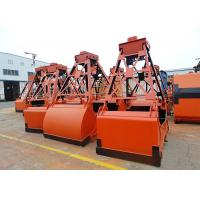 Steel Port Clamshell Grab Bucket / Excavator Clamshell Bucket Lifting Tool Manufactures