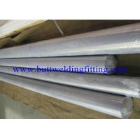 Alloy 600, Inconel® 600 Nickel Alloy Pipe ASTM B165 and ASME SB165 Manufactures
