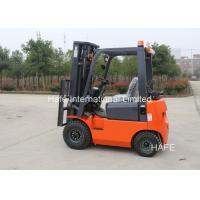 Hydraulic 1T LPG Forklift Trucks New Condition With 3 Stage 4m Container Mast Manufactures
