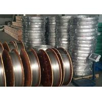 Umbilical Down Hole Stainless Steel Coil Tubing , 304 Stainless Steel Coil Tubing Manufactures