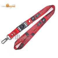 Promotion Gift Badge Lanyard with heat transfer printing from China Wholesale Manufactures