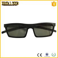 lower price polarized cinema projector 3d glasses linear/circular Manufactures