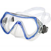 Unique Design Kids Diving Mask Waterproof Various Colors / Sizes Acceptable Manufactures