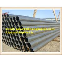 Supply API steel pipes Manufactures