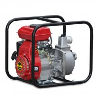 China 1.5 Inch Gasoline Water Pump , WP15 3.0HP Agricultural Small Petrol Water Pump on sale
