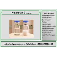 Melanotan 1 Bodybuilding Injectable Lyophilized Peptides  Melanotan I / MT-I 75921-69-6 For Skin Beauty Manufactures