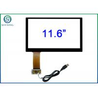 11.6 Inch Capacitive Touch Glass With ILI2511 Controller For IPAD Type Consumer Product Manufactures