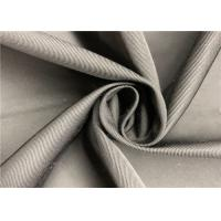 Down Jacket Windbreaker Fabric Material 64% P 36% C 3/1 Twill Imitation Memory Manufactures
