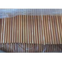 0.3 - 20mm Wall Thickness C23000 Copper Alloy Tube 1 - 10000mm Length For Refrigerator Manufactures