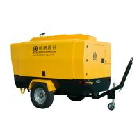Colored Direct Driven Air Compressor / Small Rotary Screw Air Compressor Manufactures