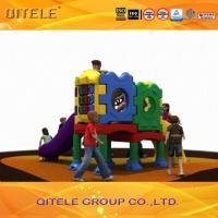 Quality Kids Playground Equipment , Outdoor Playground Equipment For Preschools for sale