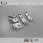 CNC Aluminum Machined Part / Precision CNC Machining Part Metal Part Al6061 7075 Manufactures