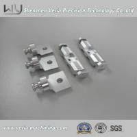 Precision CNC Aluminum Machined Part / CNC Machining Part Metal Component for Electronic Manufactures