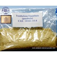 Injectable or Oral Yellow Trenbolone Enanthate Powder Trenbolone Steroids10161-33-8 Manufactures