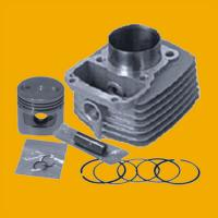Motorcycle Piston Kit with Cylinder Motorcycle Parts Manufactures