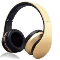 Foldable 4 in1 bluetooth stereo headphone FM Radios Support TF Card Mp3 Player K-818 Manufactures