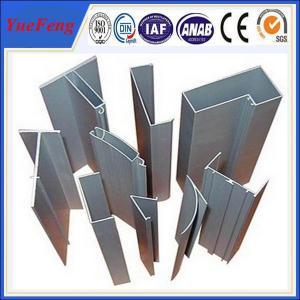 Hot! solar glass curtain wall anodized aluminium profile supplier Manufactures