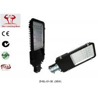 High Efficient SMD IP65 Aluminum LED Street Light Fixtures with CE , ROHS Approved Manufactures