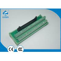 IDC Connector Terminal Block Interface Modules 50 Poles With Excellent Stability Manufactures