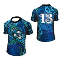 China Customized authentic rugby training league jerseys sublimation rugby jersey on sale