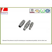 Industrial High Precision Machined Metal Parts SS shaft polishing Surface Manufactures