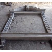 GRC Window Frame Decorative Window Sill Cornice Moulding Combination Manufactures