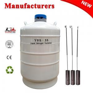 TIANCHI Chemical Storage Tank 35L Vanuum Nitrogen Container Price Manufactures
