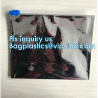 Stand Up Child Resistant Zip Lock Bags, Smell Proof Child Safe Packaging Bags
