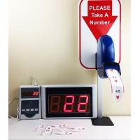 China New product wireless queue management system ticket dispenser machine for hospital bank on sale