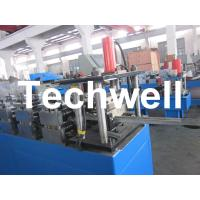 Light Steel Roof Truss Roll Forming Machine For Roof Ceiling Batten, Furring Channel Manufactures