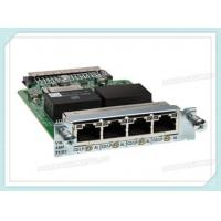 Cisco VWIC3-4MFT-T1/E1 Network Module Voice / WAN Interface Card For ISR Router Manufactures