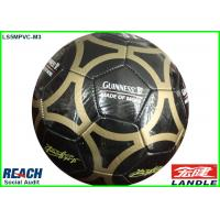 China Machine Stitched Soccer Ball Size 5 / Customized Soccer Balls With Name on sale