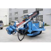 Quality MDL-135D Hydraulic Device Anchor Drilling Rig great rotary torque and long feeding stroke distance for sale