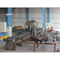 Indoor Steel Cnc Punch Machine For Metal Angles Q235 Q345 Manufactures