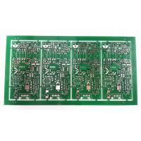 High TG FR4 Automotive Printed Circuit Board Assemb Green Soldermask With Immersion Silver Manufactures